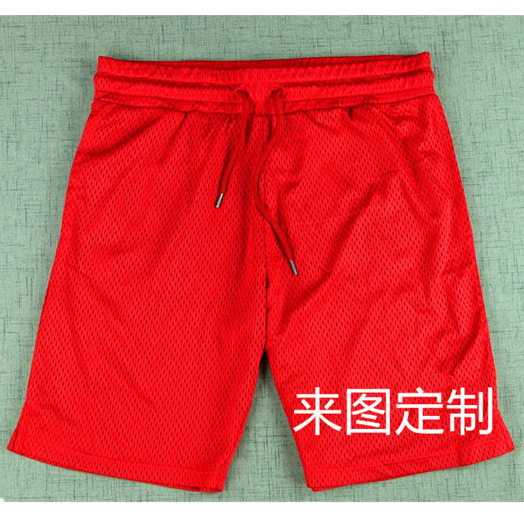 Fitness Sports MEN'S Shorts Summer Moisture Wicking Breathable Quick-Dry Shorts