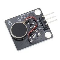 1 stück PWM Vibration Motor Schalter Spielzeug Motor Sensor Modul DC Motor Handy Vibrator DIY Kit Bord sensor