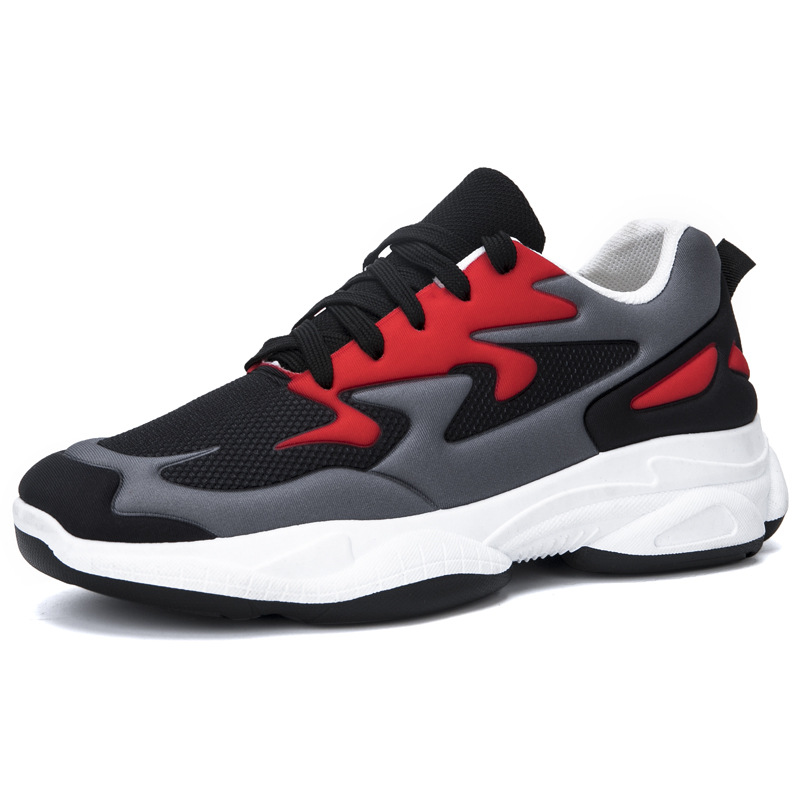 RoSoy Sneakers AVA da Uomo Scarpe da Passeggio con Rialzo Interno Scarpe da Corsa Antiscivolo Sneakers Leggere e Traspiranti