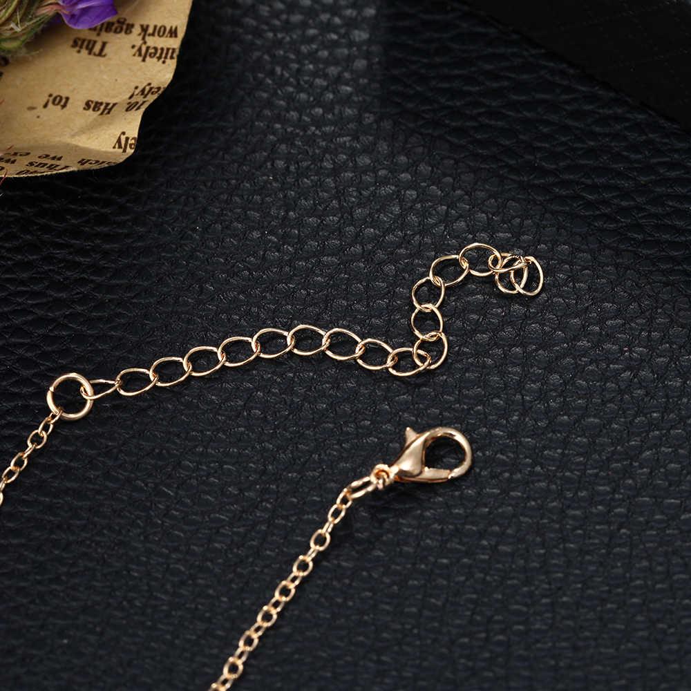 新デザイン A-Z Pandent ブレスレット女性のためのゴールドチェーン古典的なカップルのガールフレンドのための最高のフェスティバルギフト