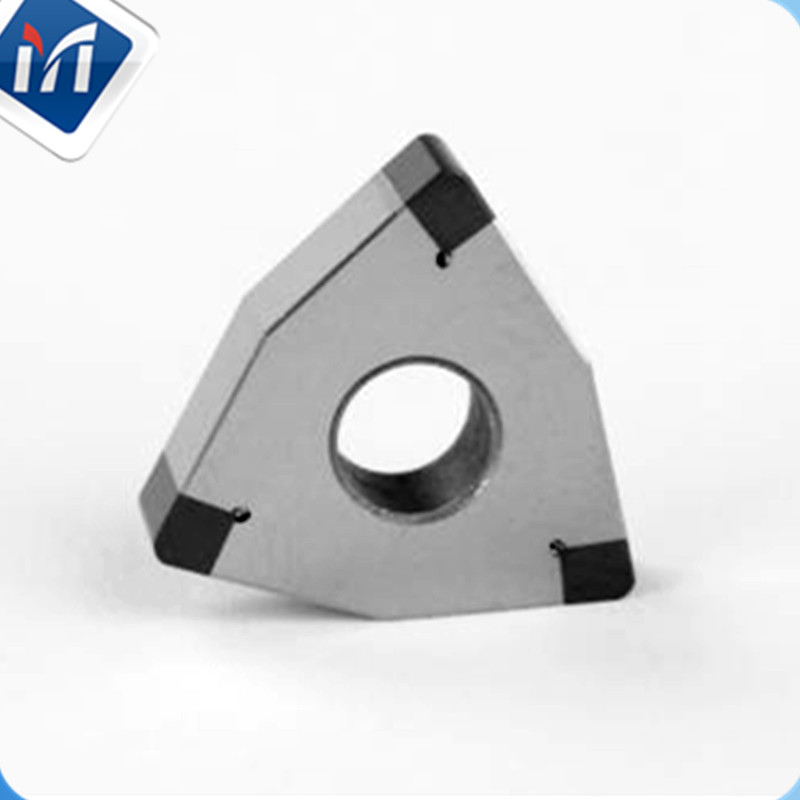 CBN CNC Insert WNMG080408 WNGA 080404 Wnmg 080412 PCBN Tip Lathe Cutter Turning Tools For Lathe Hardened Steel Cast Iron Roll