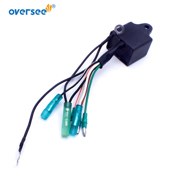 OVERSEE 3HP 6L5-85540-M0-00 CDI UNIT Assy for Powertec Yamaha 3HP Outboard Engine Motor 2 Stroke