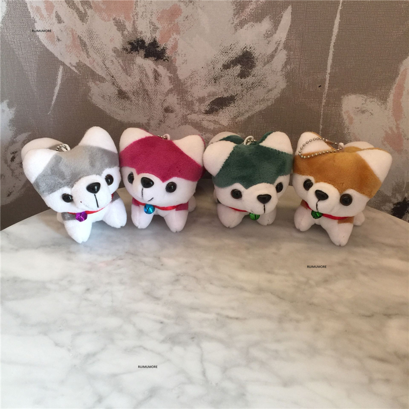 Permalink to Cute new 10cm approx. 4Colors – DOG plush stuffed toy , new year Gift plush dog toys , stuffed animal plush dog  doll