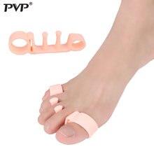 Pvp корректор для ухода за ногами вальгусная деформация с бантом