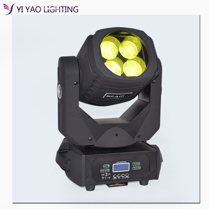 4x25W LED Beam Moving Head Light Super 4x25w Moving Head