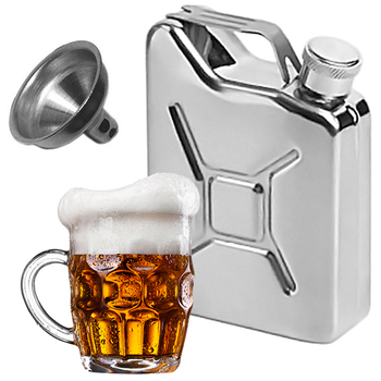 Novelty Flask & Funnel 4