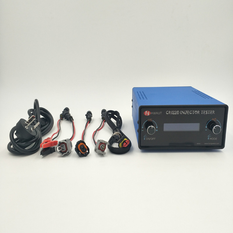 New!diesel Common Rail Injector Tester With Dynamic AHE Test Function CRI220 CRI230,electromagnetic Injector  Driver