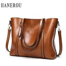 Женская Повседневная сумка, масло, воск, женские кожаные сумки, роскошные женские ручные сумки, женская сумка-мессенджер, высокое качество, большая сумка-тоут, Sac Bols