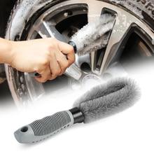 Auto Hub Rad Reinigung Pinsel Werkzeuge Anti tragen Für Mercedes benz A B C E CLA GLA GLC V M Klasse W204 W205 W212 W213 W166 W164
