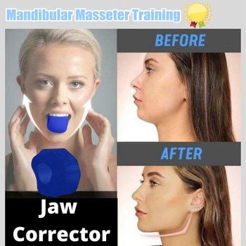 JawLine Exerciser Tone Your Face Facial Toner Anti-Wrinkle Facial Muscle Jaw Trainer Chew Device недорого