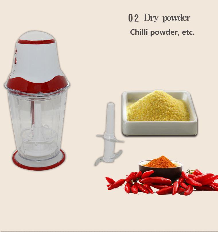 Electric Household Meat Grinder Vegetable Cooking Bar Mincer Grinder Juicer SZJ-827