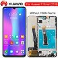 ЖК-дисплей + дигитайзер сенсорного экрана в сборе, для Huawei P Smart, версия 2019