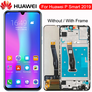 10 Touch LCD For Huawei P Smart 2019 version LCD Display + Touch Screen Digitizer Assembly Lcd Replace POT-LX1 L21 LX3