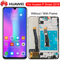 10 Touch LCD For Huawei P Smart 2019 version LCD Display + Touch Screen Digitizer Assembly Lcd Replace POT LX1 L21 LX3