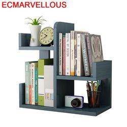 Przemysłowe dekoracje mobilne Oficina Meuble mobile dla Casa Mueble Libreria dekoracje mebli regał na książki