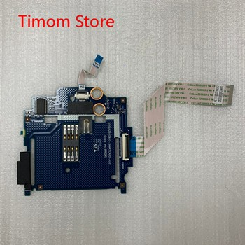 6050A2560401 805612-001 Laptop Smart Card Reader Board with Cable for HP ZBOOK 14 840 G1
