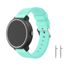 Yayuu Striped Silicone Quick Release Band for Samsung Gear S2 Classic/Galaxy Watch 42mm/ Active/Active 2(40mm) Universal Strap цена 2017