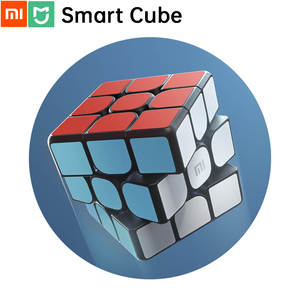 Image 1 - Originale Xiao mi mi jia Smart Cube Lavoro Con mi Casa App 30 Passo Ripristinare 6 Axis Sensore Bluetooth 5.0 dispositivo di Collegamento Intelligente