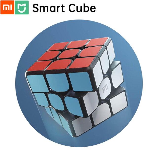 Originale Xiao mi mi jia Smart Cube Lavoro Con mi Casa App 30 Passo Ripristinare 6 Axis Sensore Bluetooth 5.0 dispositivo di Collegamento Intelligente