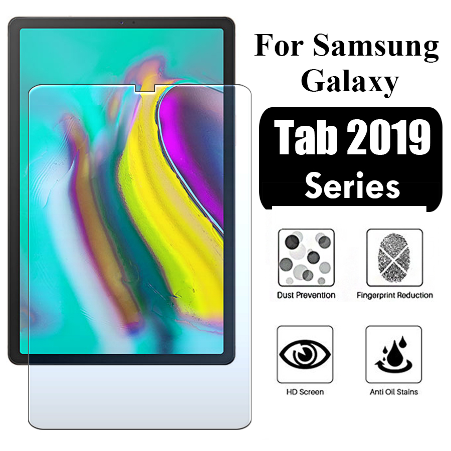 Protective Glass For Tablet A 10.1 Tab A10 1 Inch 2019 On For Samsung Galaxy T510 Tempered Screen Protector 10.5 S5e 8.0 8 Pc