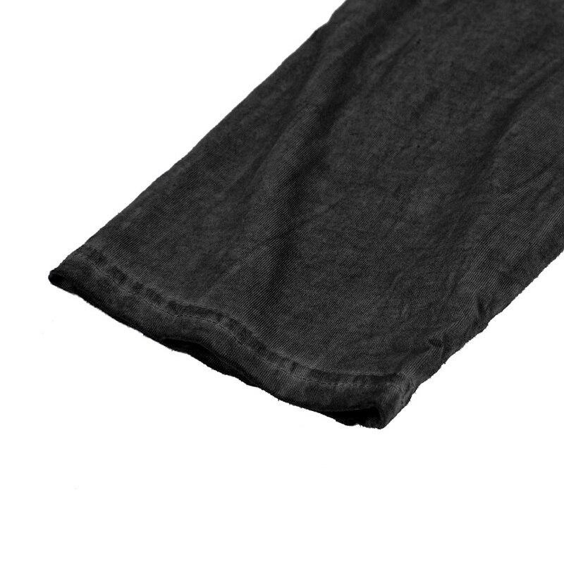 Men's V Collar Sleeve T-shirt