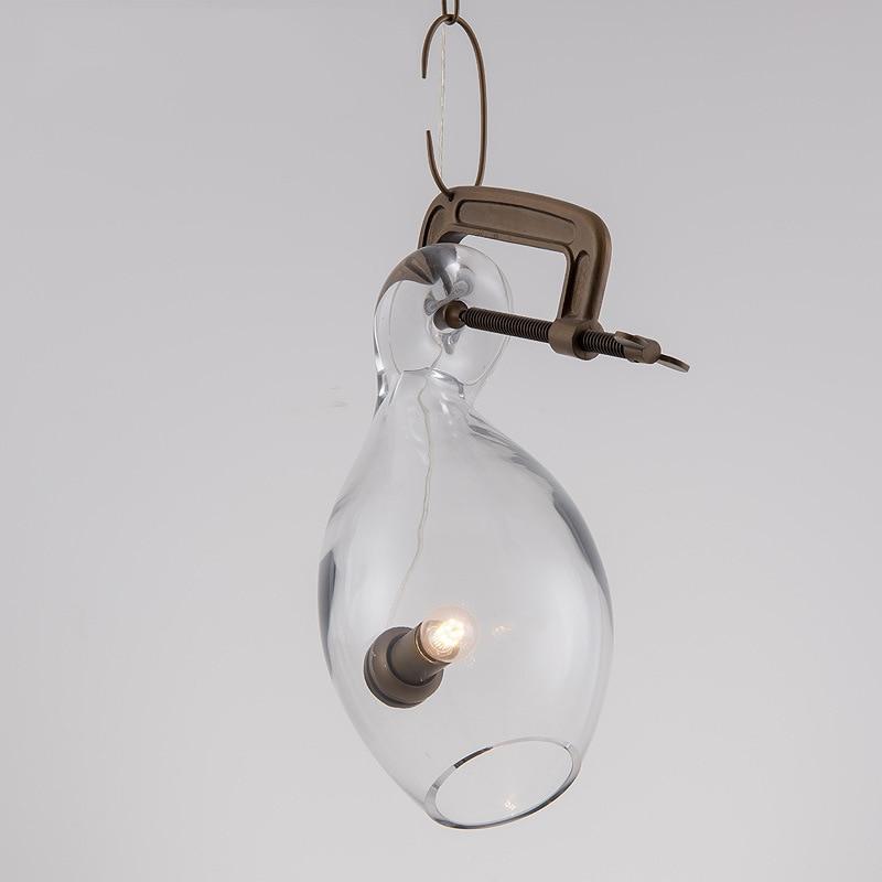 Japan Deco Chambre Glass LED  Pendant Lights  Living Room  Deco Maison