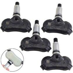 4 sztuk monitor ciśnienia w oponie samochodu czujnik systemu samochodu czujnik tpms czujnik ciśnienia w oponach 52933 2S410 529332S410 434Mhz dla Hyundai Kia w Systemy monitorowania ciśnienia w oponach od Samochody i motocykle na