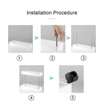 Movable storage rack. Cart 5