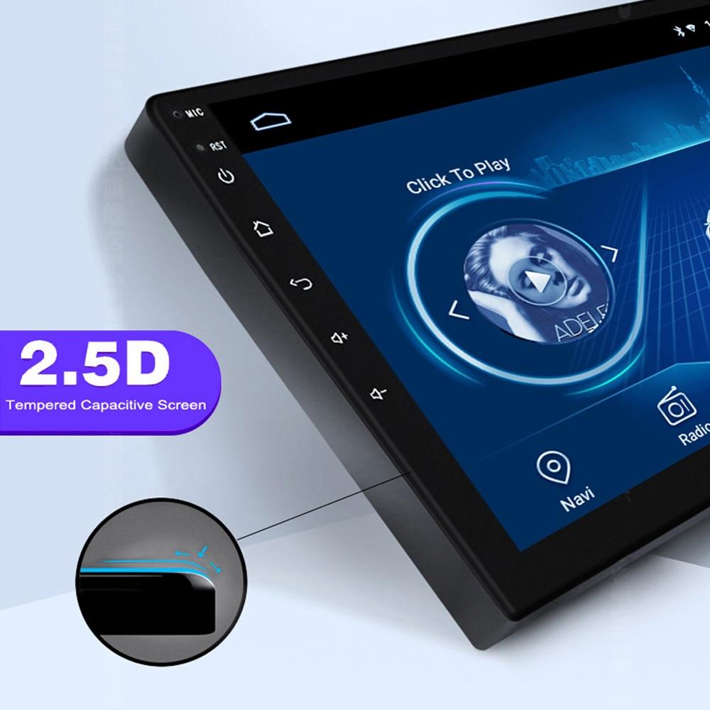 Auto Multimedia System für 2012 2018 Mazda BT 50 BT 50 BT50 AutoRadio Audio Stereo Rückansicht Kamera Video Player SWC Spiegel Link - 5