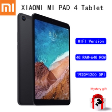 Планшет Xiaomi MI PAD 4 8 дюймов Android WIFI планшет 4 Гб RAM 64 Гб ROM планшеты HD 1920*1200 Type-C 6000 мАч Android Teclast