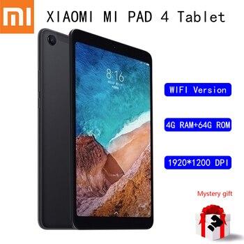 Xiaomi Teclast MI PAD 4 8 pulgadas Android WIFI Tablet 4GB RAM 64GB ROM tabletas HD 1920*1200 tipo-C 6000mAh Android Teclast
