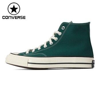 ¡Novedad! Zapatillas de lona Unisex Converse Chuck70 para Skateboarding