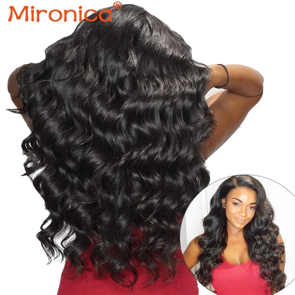 40 Polegada mironica cabelo onda do corpo
