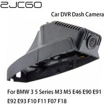 Car DVR Registrator Dash Cam Camera Wifi Digital Video Recorder for BMW 3 5 Series M3 M5 E46 E90 E91 E92 E93 F10 F11 F07 F18 цена 2017