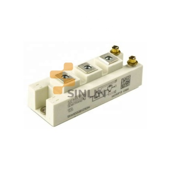SKM100GB125DN SEMITRANS2 , N-Channel Dual Half Bridge IGBT Module, 100 A max, 1200 V, Panel Mount vvzf70 16io7 three phase half controlled bridge module