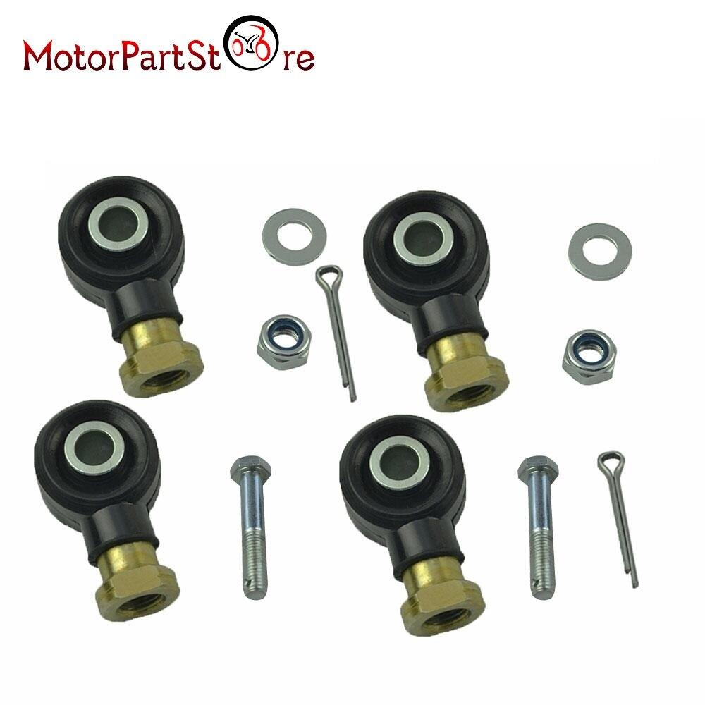 Комплект наконечников рулевой тяги для Polaris Sportsman 500 HO Magnum 500 Trail Boss 325 330 Sportsman 570 EFI 7061138 7061053 7061054 7061139
