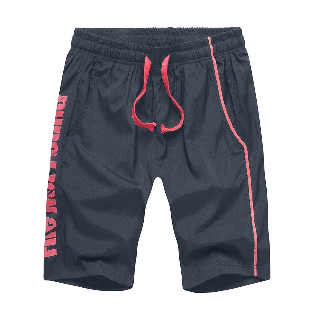 US/Euro Size Casual Short Men Summer Short Pant Zipper Breathable Fast Drying Short Pants Boy Masculina Big Size M-2XL Promotion