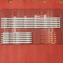 12 قطعة/المجموعة LED الخلفية قطاع لسامسونج UE48H6400 UE48J5600 UE48J5600 UE48H5000 UE48H5500 UE48H6200AK D4GE 480DCA 480DCB R3
