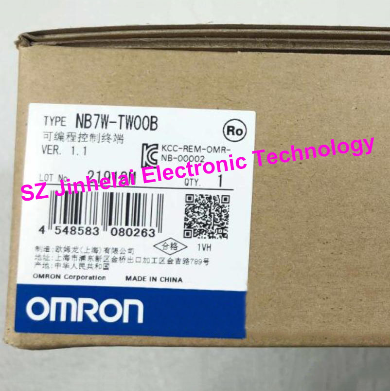 1X For Omron NB10W-TW01B Touch Screen Glass Panel