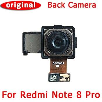 Original Camera Modules For Xiaomi Redmi Note 8 Pro Main Back Camera Module Flex Cable Replacement Spare Parts