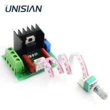 UNISIAN 2000W PWM moteur régulateur de vitesse module dalimentation haute puissance contrôleur carte sortie tension réglable AC50V 220V
