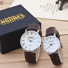 Fashion Lovers watches High Gloss Glass Leather Belt