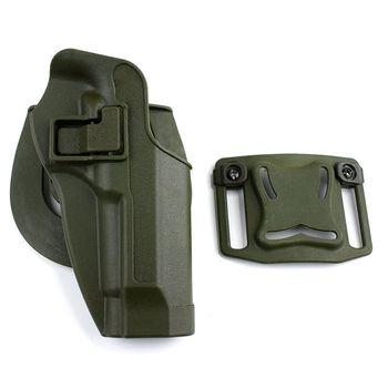 Tactical Beretta M9 92 96 Gun Holster With Gun Accessories Hunting Airsoft Gun Belt Holster Gun Case Pistol Waist Holsters 6