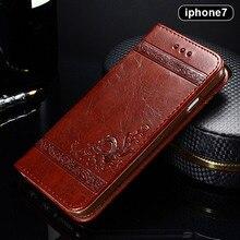 Мобильный чехол для телефона, чехол из искусственной кожи, флип-бумажник для карт, Модный чехол для iPhone6s 7 8 Plus X SUB, распродажа