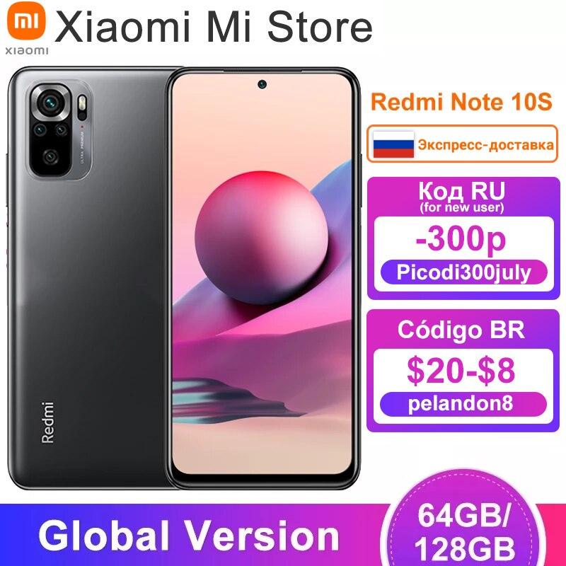 Global Version Xiaomi Redmi Note 10S  1