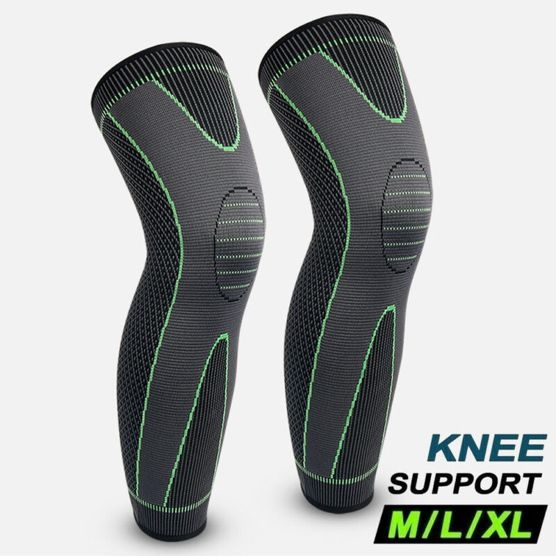 Knee Sleeve Support Strap Patella Compression Protector Running Sleeve Sports Leg