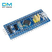 5 uds STM32F103C8T6 STM32 SWD TABLERO DE DESARROLLO DE SISTEMA mínimo para Arduino ARM 32 Cortex-M3 módulo interfaz Mini USB I/O 72Mhz