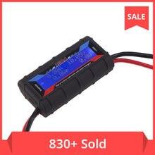 Ft08 rc 150a medidor de alta precisão watt e analisador de energia com retroiluminação lcd analisador elétrico digital wattmeter