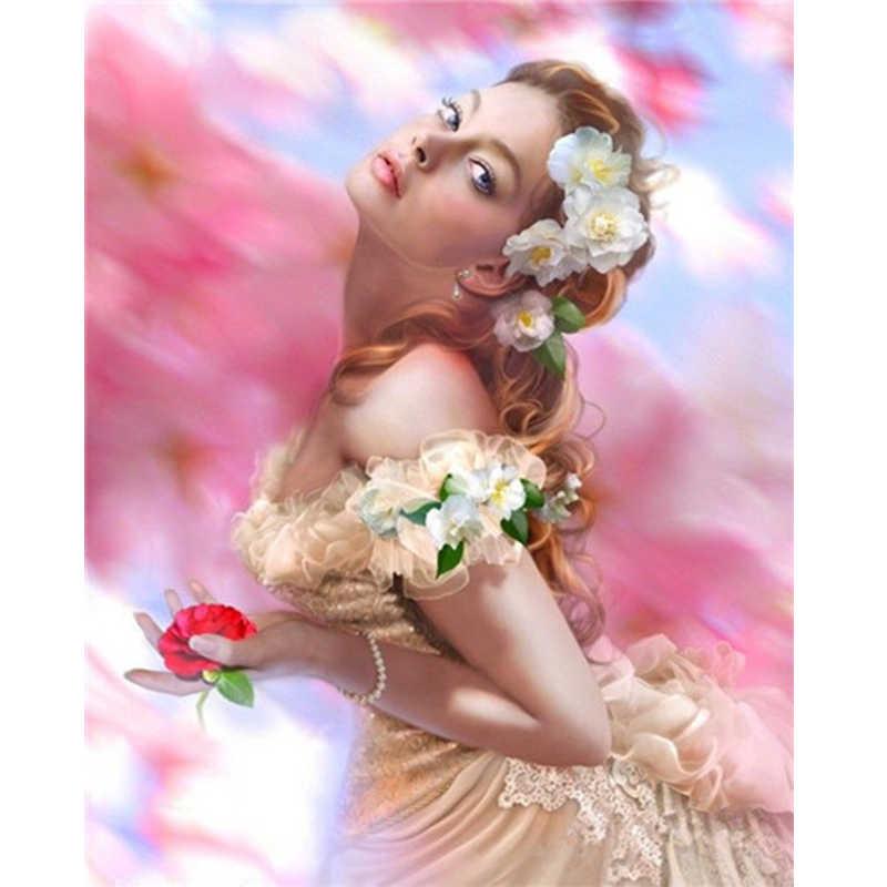 Красоты красивой на открытках