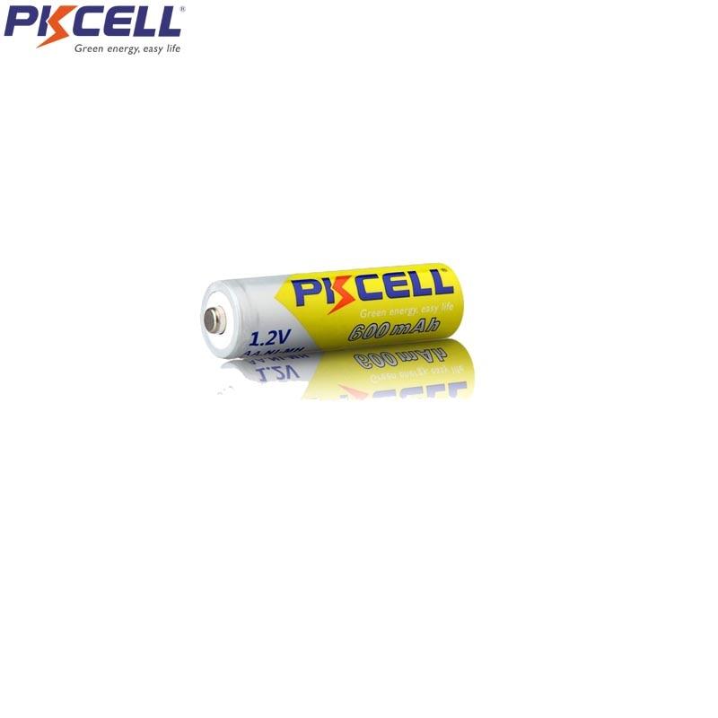 20 pces pkcell aa bateria recarregável nimh